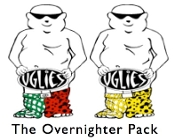 THE OVERNIGHTER PACK